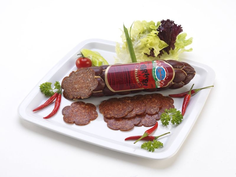 Gyula 'Hell' salami with hot paprika 700 g