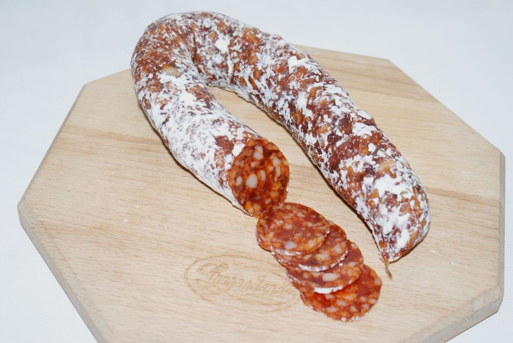 Gyula only dried paprika sausage 250 g_2