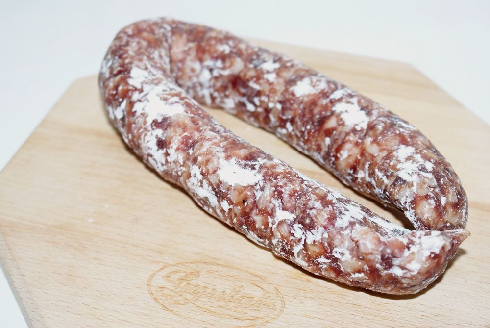 Gyula only dried sausage without paprika 250 g_1