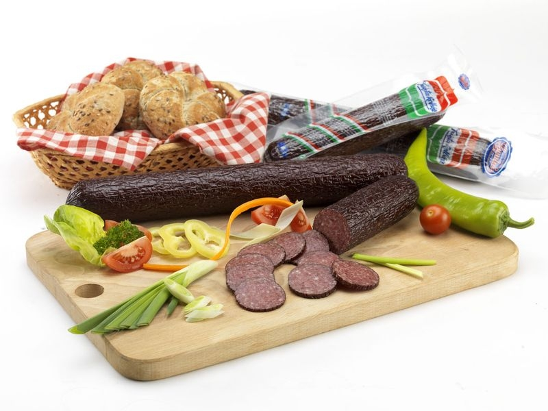 Gyula pork 'Tourist' smoked cooked sausage 300 g