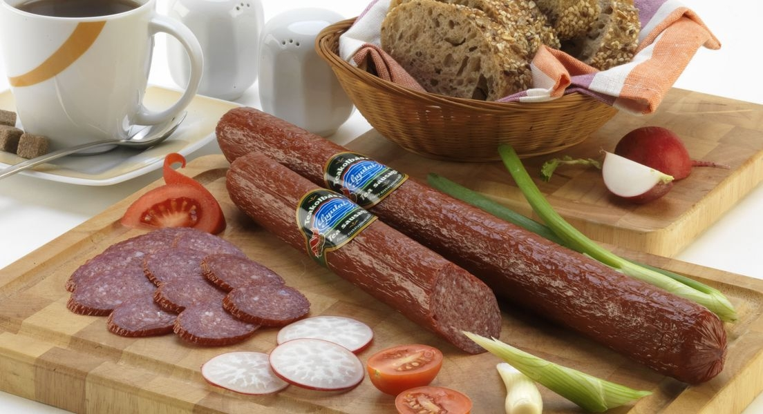Gyula tea sausage without paprika 300 g